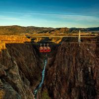 gondola rides near the Royal Gorge Canon City Colorado