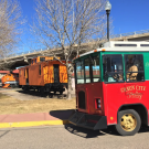 Canon City Trolley takes tourists around town