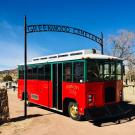 Canon City Trolley visits historic landmarks