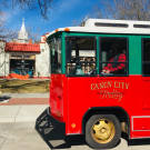 Canon City Trolley takes passengers to historical landmarks