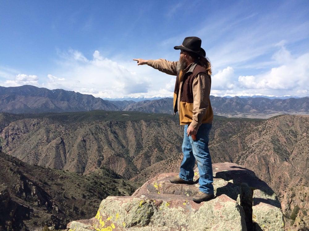 Will on Fremont Peak